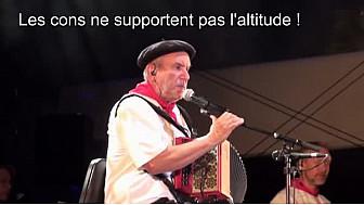 Les 40 ans de scène de #Nadau à Rodez #tvlocale.fr