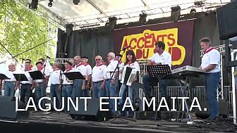 Lagunt Eta Maita : chanteurs basques de Pau