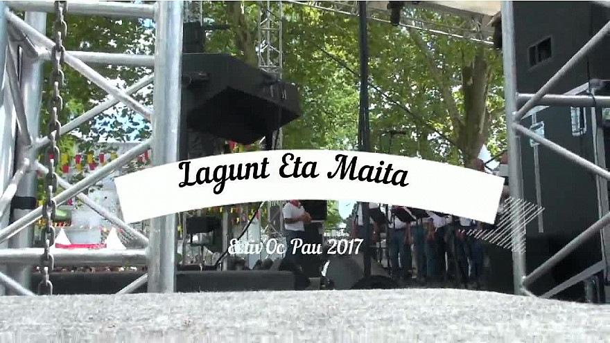 Lagunt Eta Maita : chanteurs basques de Pau (2)