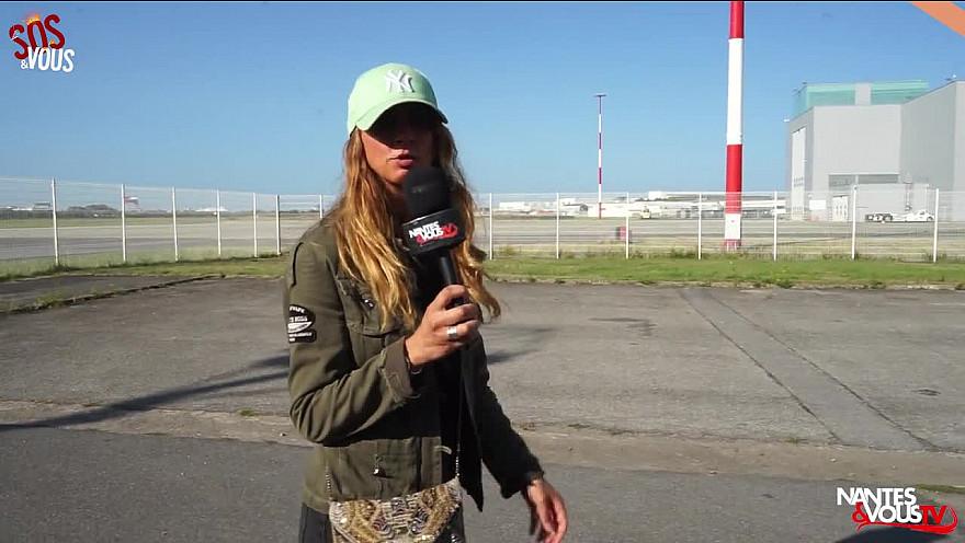 TV Locale Nantes & Vous sur Smartrezo :  Pilotez un avion avec Sky Training