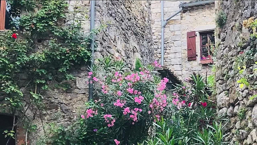 Carte postale de l'Ardèche (07)