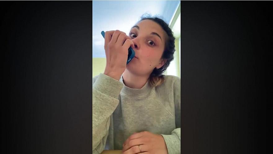 Stéphanie (c)ASH : Germaine stresse