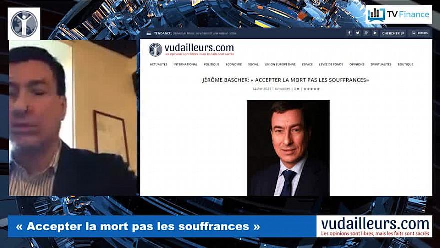 Jérôme Basher : 'Accepter la mort pas les souffrances'